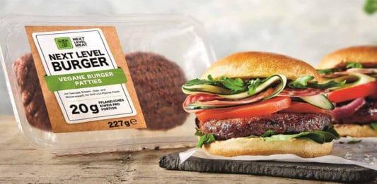 hamburguesa vegana next level lidl 533x261 - Hamburguesa vegana Next Level de Lidl