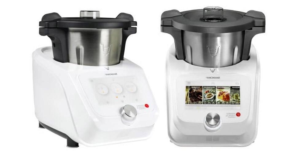 Robot de cocina Monsieur Cuisine de Lidl