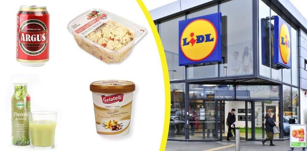 Productos exquisitos y adictivos en Lidl