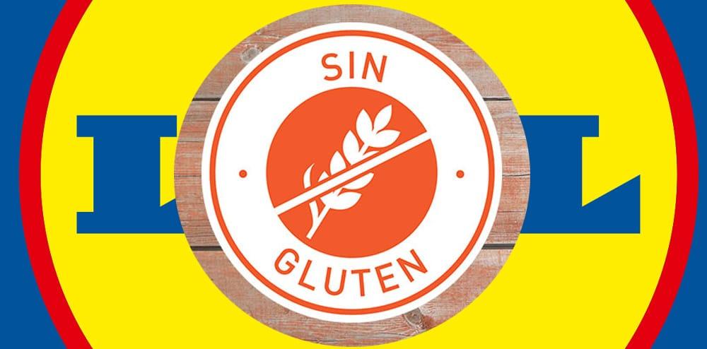 Alimentos sin gluten en Lidl