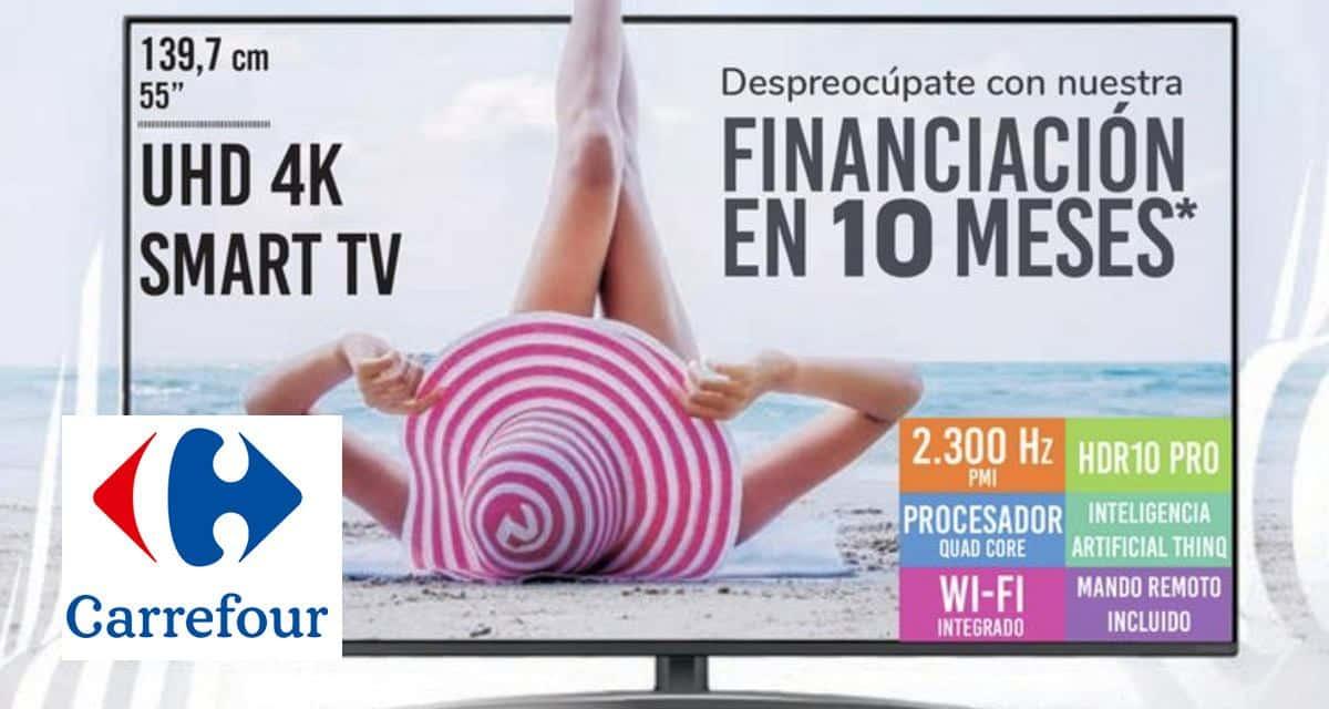 Ofertas Carrefour Electro Verano del 16 al 2 de julio