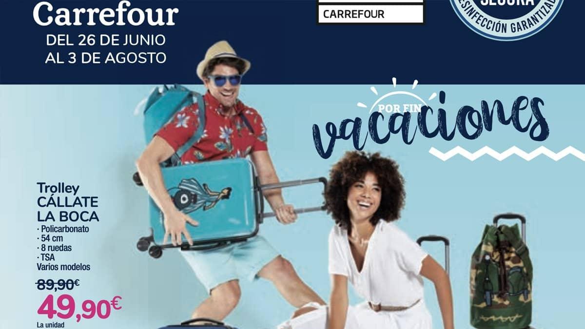 Nuevo catálogo Carrefour especial verano