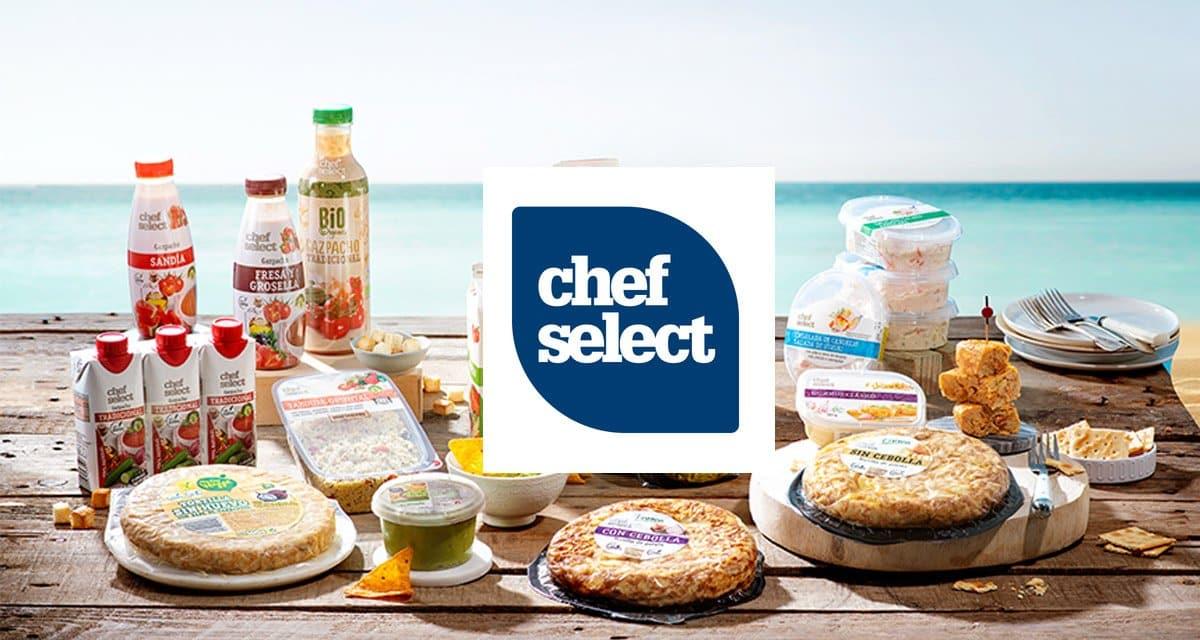 Chef Select la marca de platos preparados de Lidl