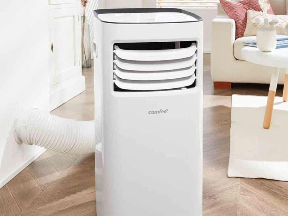climatizador barato lidl - Climatizador portátil Comfee 7000 de Lidl