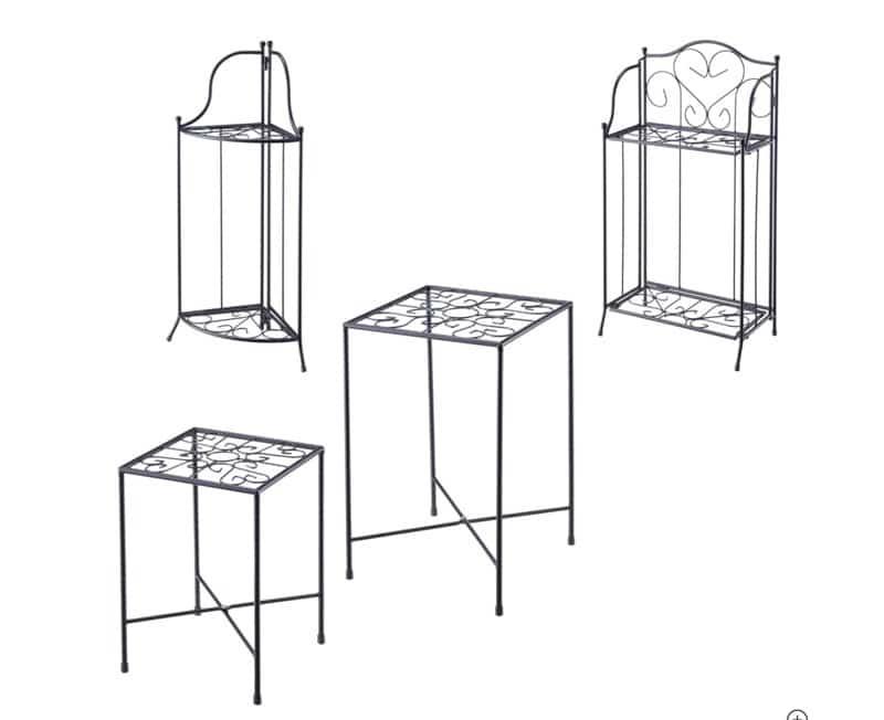 estanteria metal aldi 1 - ALDI lanza ofertas increíbles en artículos de jardinería