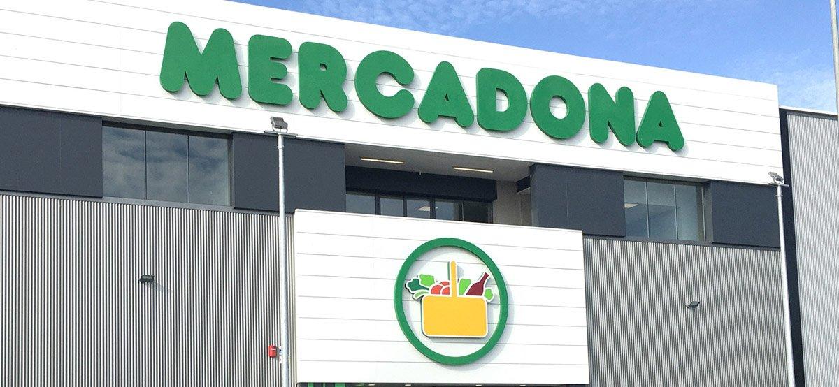 Inauguración supermercado eficiente de Mercadona en Los Arcos (Sevilla)