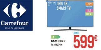 CARREFOUR teles ofertas 324x160 - Supermercados