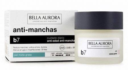 bella aurora crema lidl - Las mejores cremas antimanchas de Lidl, Mercadona y el Corte Inglés
