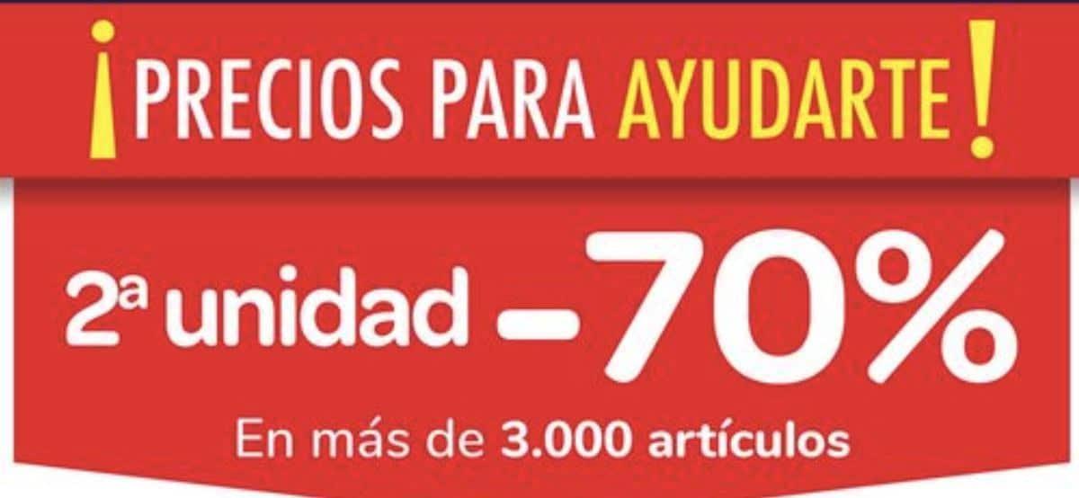 Folleto online Carrefour con la 2 unidad -70