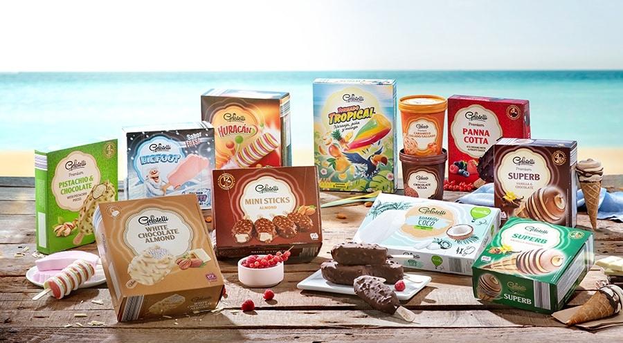 helados gellatelli - Los helados de Lidl que más están triunfando