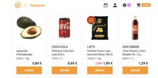 tienda consum online 324x160 - Supermercados
