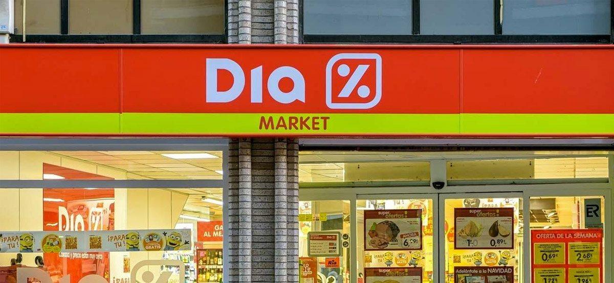 Supermercados Día oferta 40 vacantes de empleo