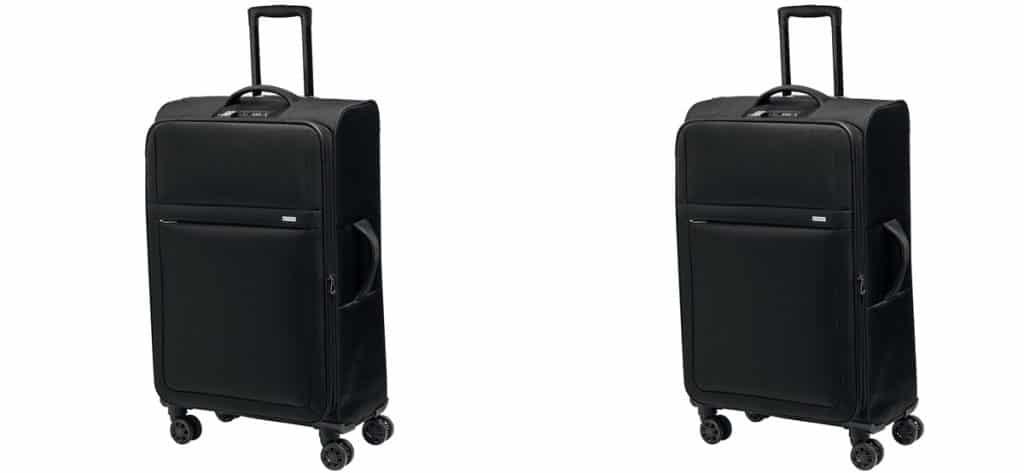 Set de maletas de tela negra 1024x473 - Maletas de cabina en Lidl