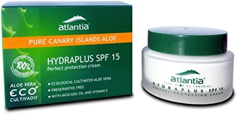 atlantia - Mejores cremas con aloe vera de Mercadona, Lidl y Carrefour