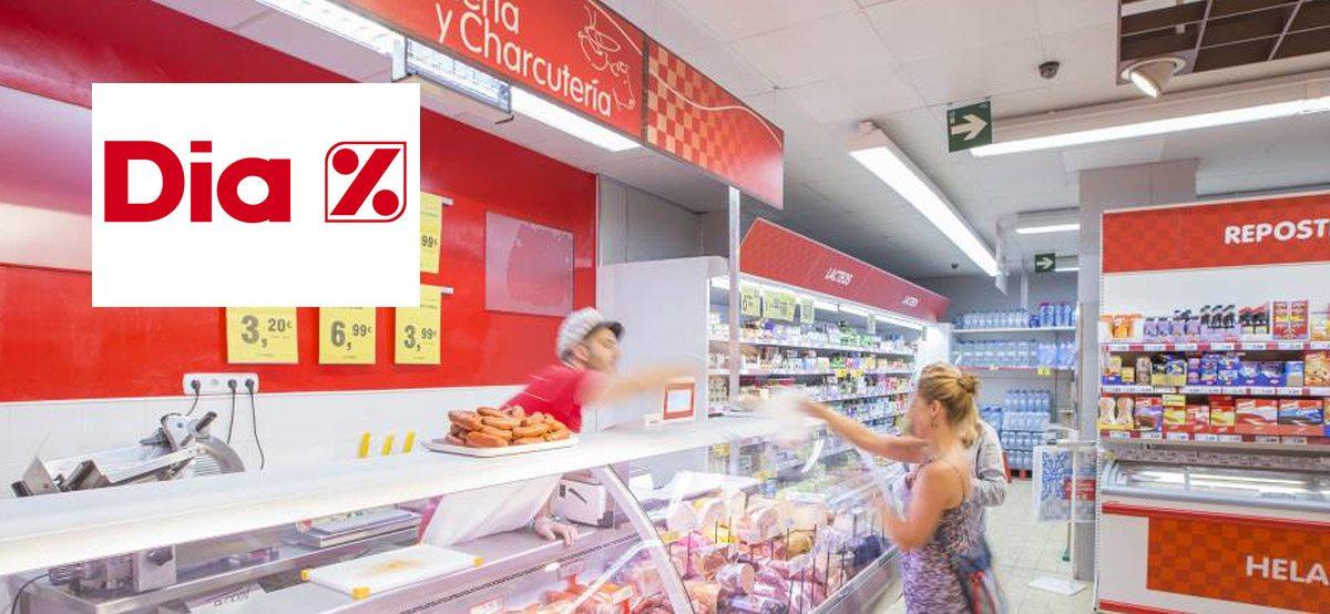 Supermercados DIA oferta 68 empleos para sus tiendas