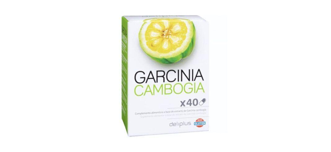 capsulas garcinia cambogia Deliplus