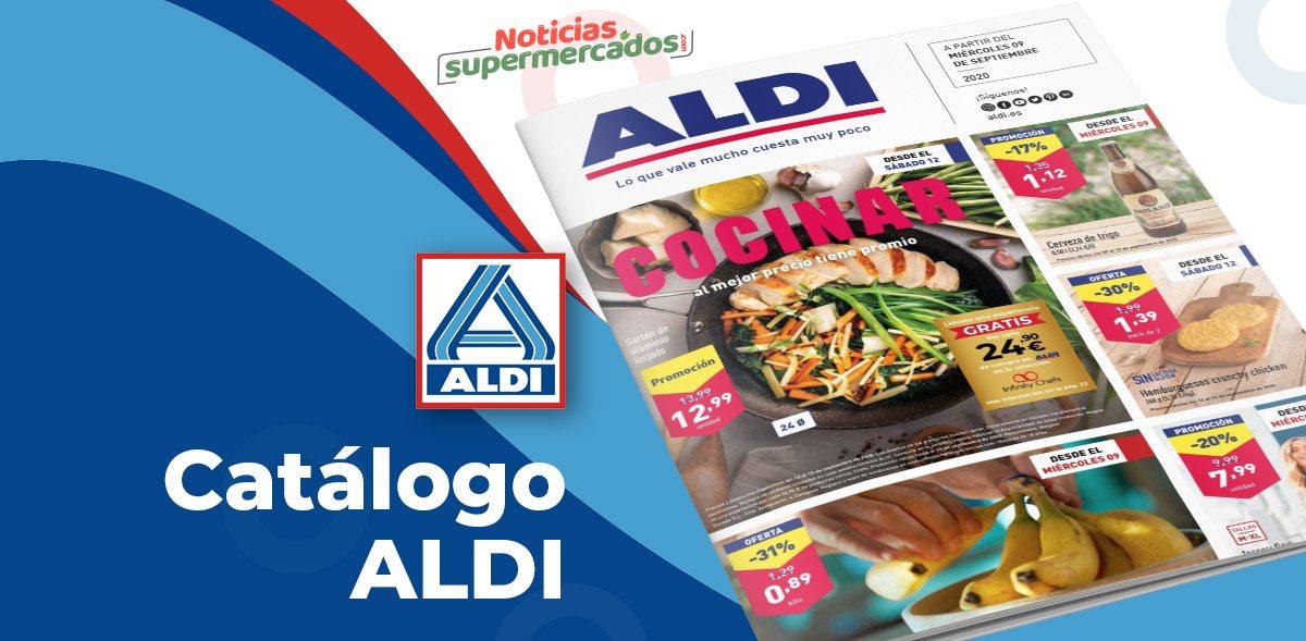 Catálogo Aldi del 9 al 15 de septiembre