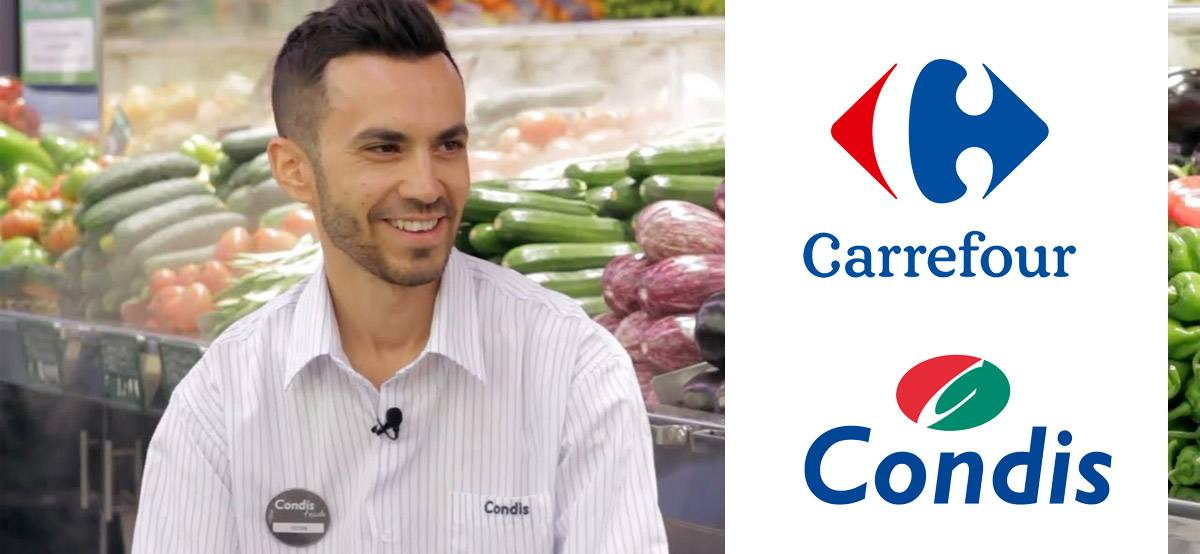 Nuevos empleos en Carrefour y Condis