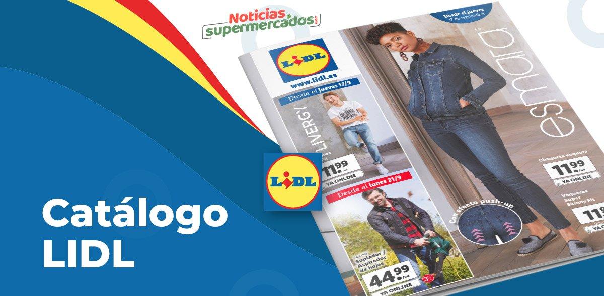 Catálogo productos LIDL del 17 al 23 septiembre