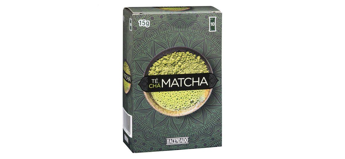 Té Matcha Mercadona
