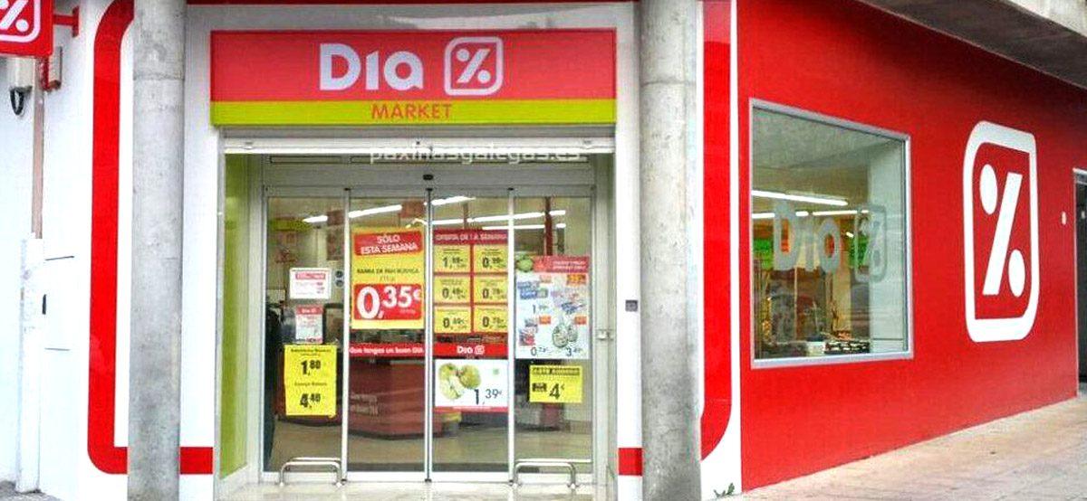Supermercados DIA oferta más de 60 plazas
