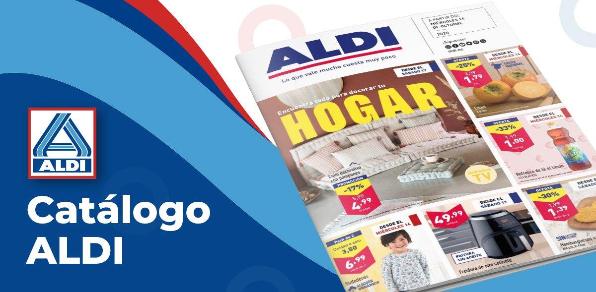 Catálogo Aldi con ofertas del 14 al 20 octubre