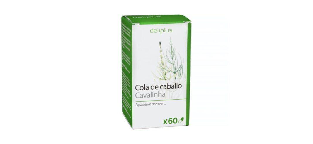 capsulas cola de caballo deliplus