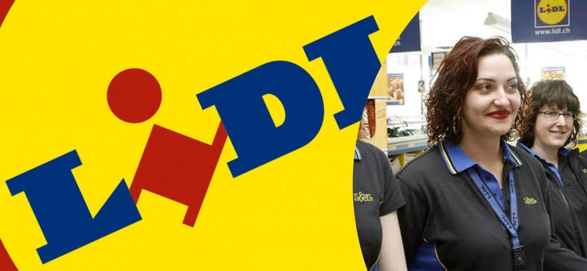 LIDL busca 42 profesionales para sus tiendas y almacenes en España