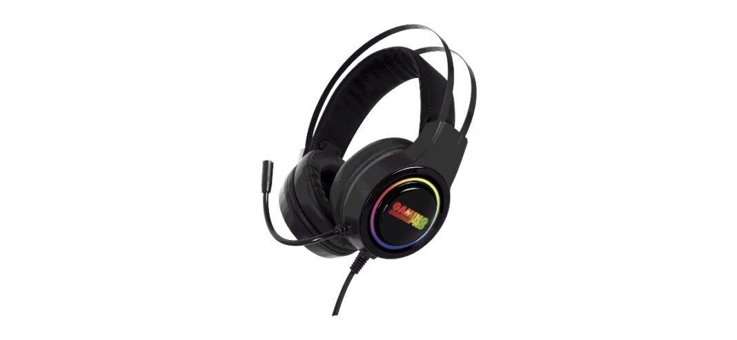 auricular micrófono led aldi