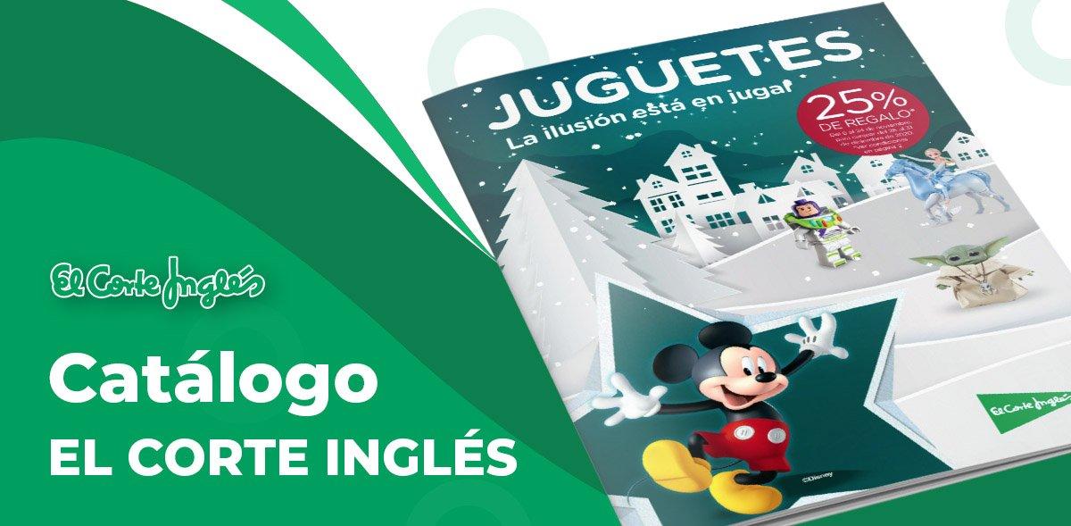 Catálogo juguetes El Corte Ingles