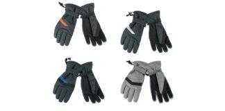 guantes esqui Aldi