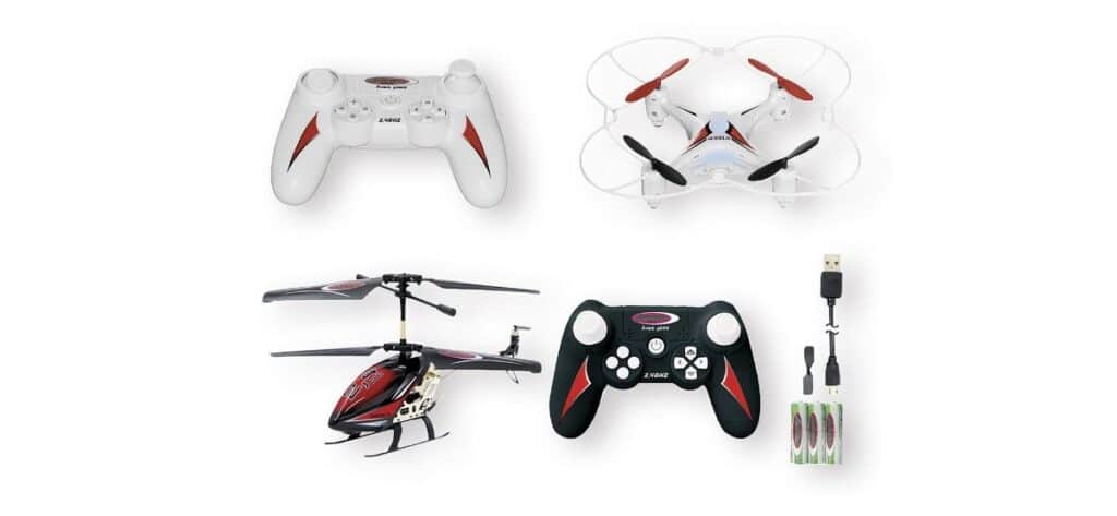 helicoptero dron teledirigido lidl 1024x473 - Helicóptero, Dron teledirigido en LIDL