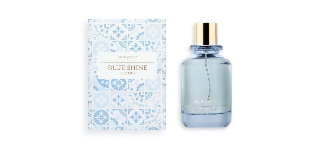 eau de parfum blue shine Mercadona