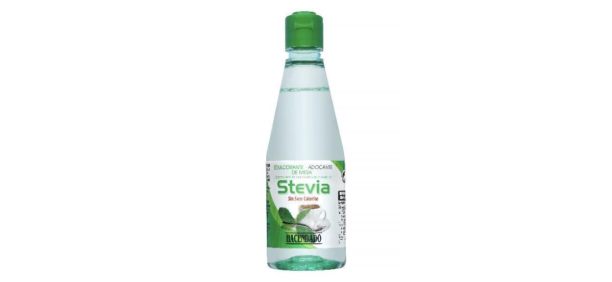 edulcorante stevia hacendado mercadona