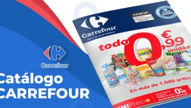 Productos a 0,99€ en Carrefour