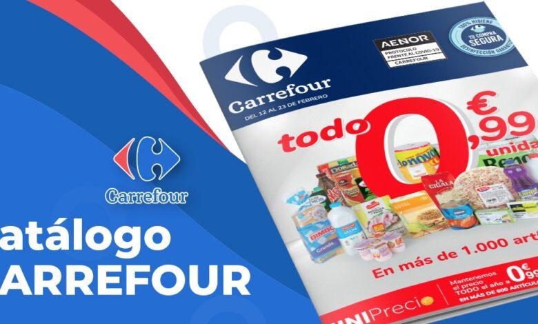 Productos a 0,99€ en Carrefour