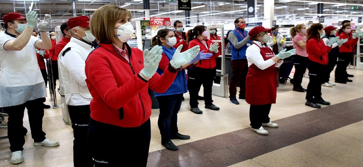 Empleo-Carrefour- Vacantes