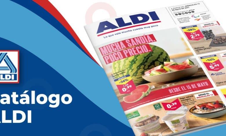 Catálogo online de Aldi del 12 al 18 de mayo