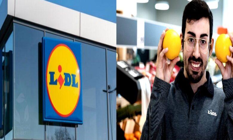 Ofertas empleo en mayo en supermercados LIDL
