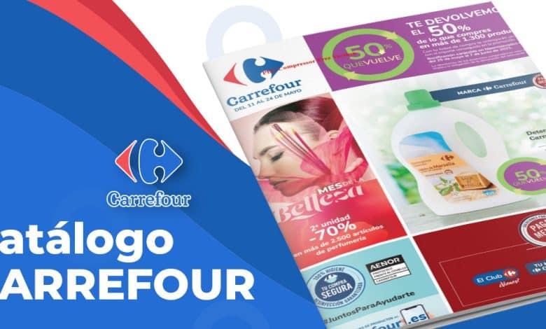Carrefour 50% del 11 al 24 mayo