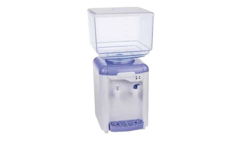 dispensador de agua quigg en aldi