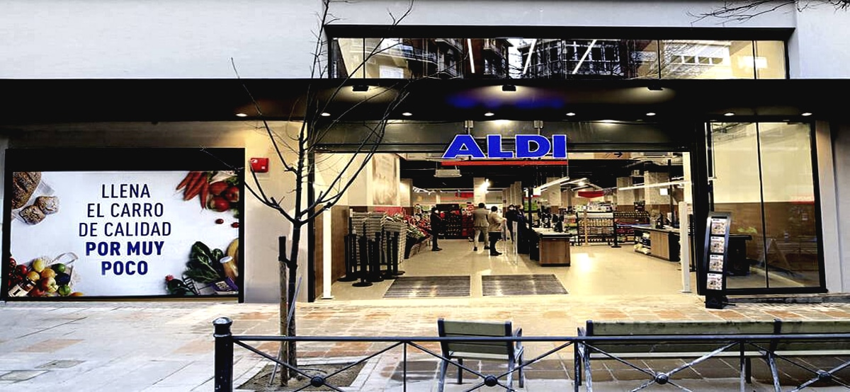 ALDI oferta plazas para colaboradores de tienda en Santander y otras localidades
