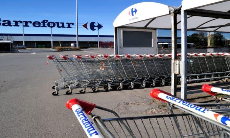 Vacantes para auxiliares de caja en Carrefour