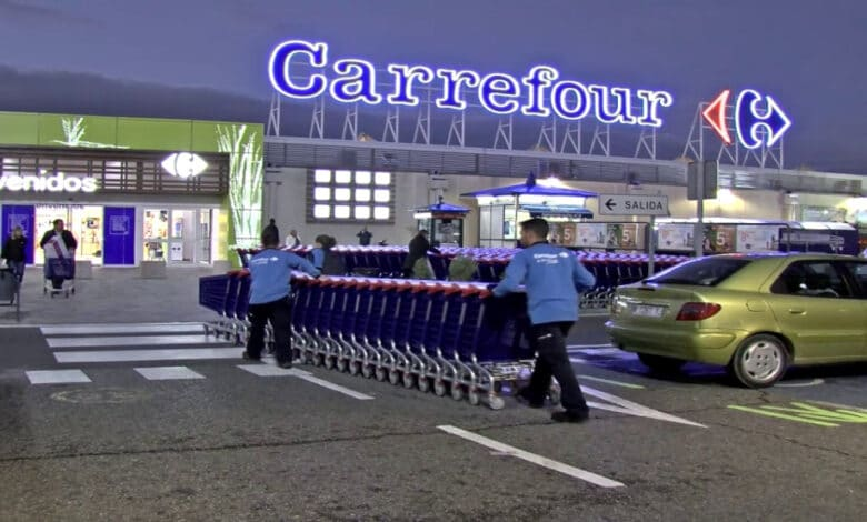 Puestos de empleo en Carrefour para estudiantes