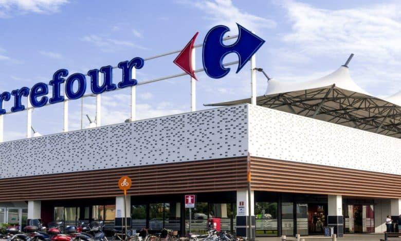 30 plazas para auxiliares de Carrefour en Madrid