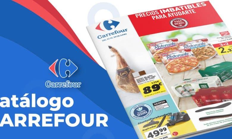 Folleto Carrefour precios imbatibles