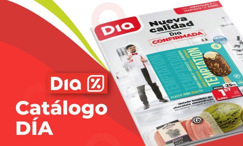 Catálogo DIA online del 2 al 8 de junio