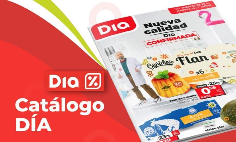 Folleto supermercados DIA hasta el 29 junio