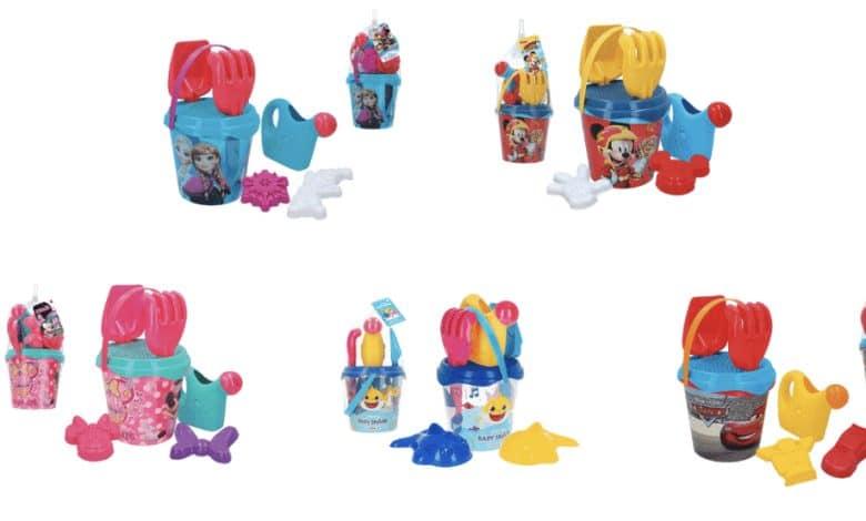 juguetes de playa disney en lidl