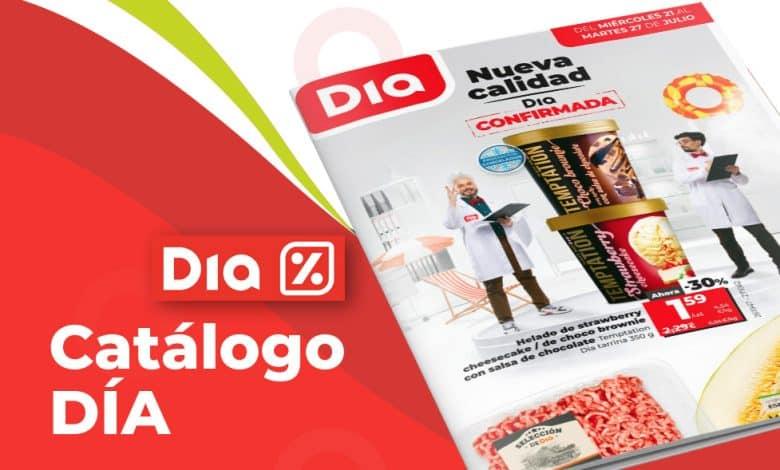 Catálogo online DIA del 21 al 27 julio
